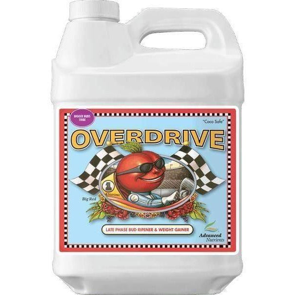 Advanced Nutrients Overdrive®, 10L