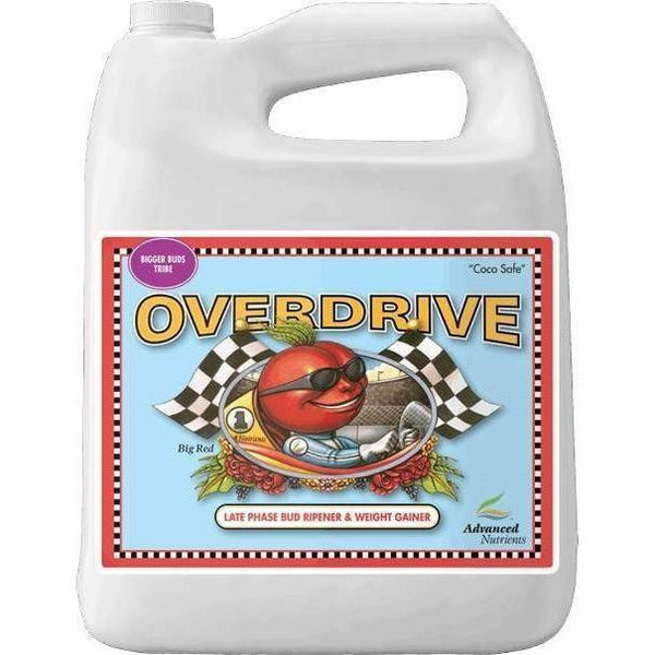 Advanced Nutrients Overdrive®, 4L Shop at GARDEN SUPPLY GUYS