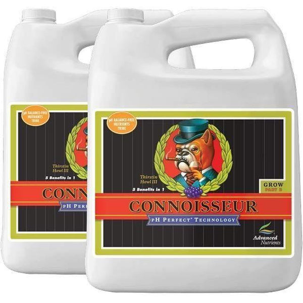Advanced Nutrients pH Perfect® Connoisseur Grow A/B, 4L Shop at GARDEN SUPPLY GUYS