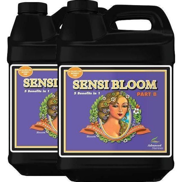 Advanced Nutrients pH Perfect® Sensi Bloom A/B, 500mL Shop at GARDEN SUPPLY GUYS