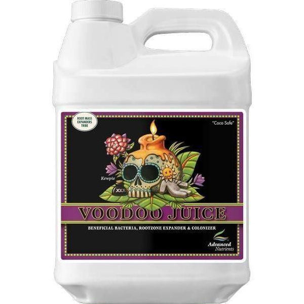 Advanced Nutrients Voodoo Juice, 250mL Shop at GARDEN SUPPLY GUYS