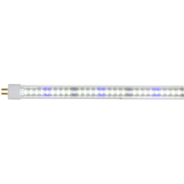AgroLED iSunlight® 21 Watt T5 Vegetative + UV LED Grow Lamp, 2'