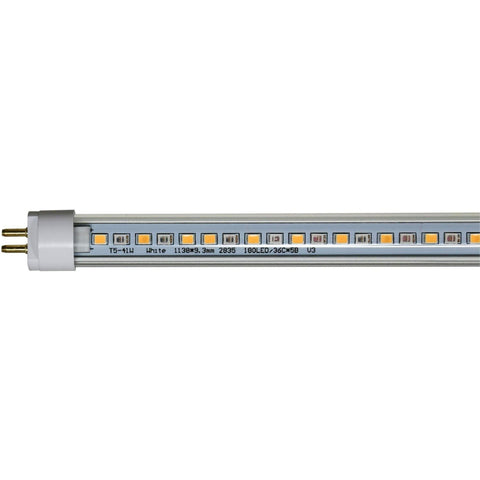 AgroLED iSunlight® 41 Watt T5 Bloom Spectrum LED Lamp, 4'