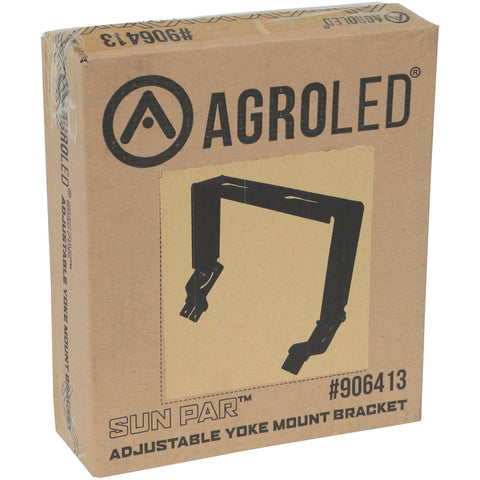 AgroLED® Sun Par™ Adjustable Yoke Mount Bracket