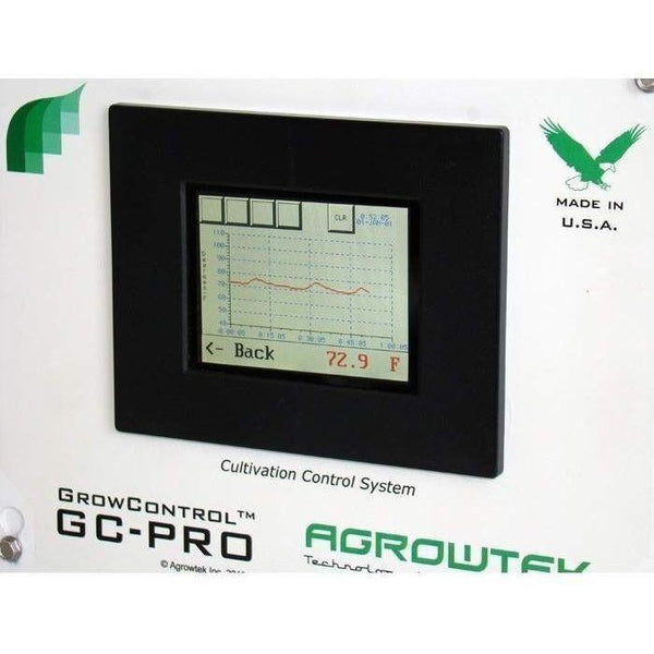 Agrowtek Grow Control GC-Pro Climate & Hydro Controller (Includes basic climate sensor & ethernet port)