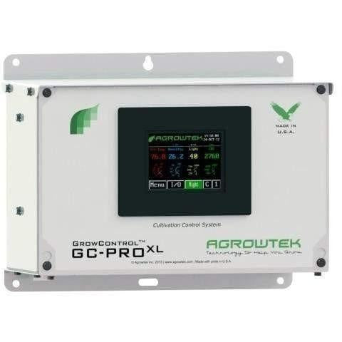 Agrowtek Grow Control Gc-Proxl Climate & Hydro Controller (Includes Basic Climate Sensor Ethernet Port) Controllers | Greenhouse