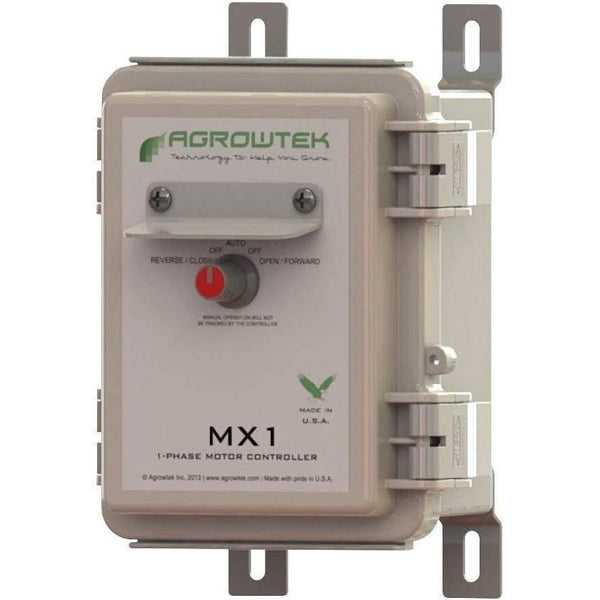 Agrowtek Mx1D Dc Reversible Motor Controller 30Vdc/8A Controllers | Control