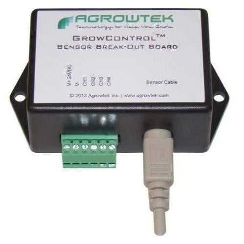 Agrowtek Sensor Cable Break-Out Board - To Terminal Block Controllers | Sensors