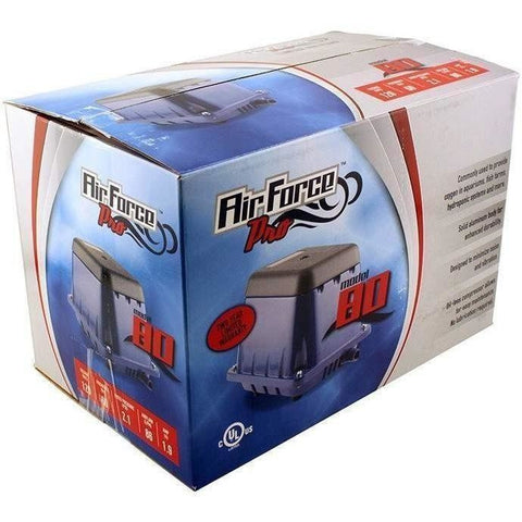 Air Force Pro® 80 Linear Air Pump, 1363 GPH