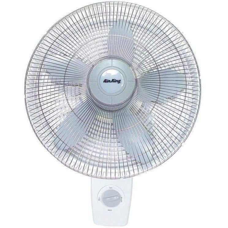Air King® Wall Mount Fan, 18""