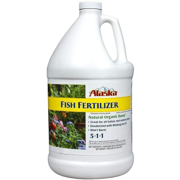 Alaska Fish Fertilizer, gal