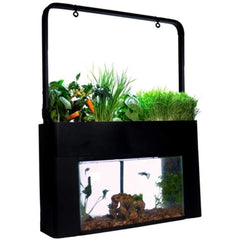 Aqua Sprouts Living Aquaponics Eco-Garden Grow Kit