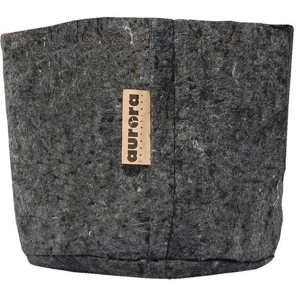 Aurora Innovations Root Pot Grey No Handle 100 Gal | Special Order Only Containers Fabric Grow Bags