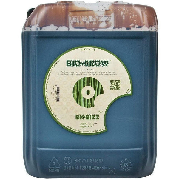 Biobizz® Bio-Grow® 10L Nutrients | Liquid