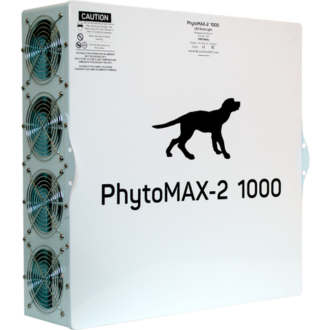 Black Dog PhytoMAX-2 1000 Watt LED Grow Light Fixture