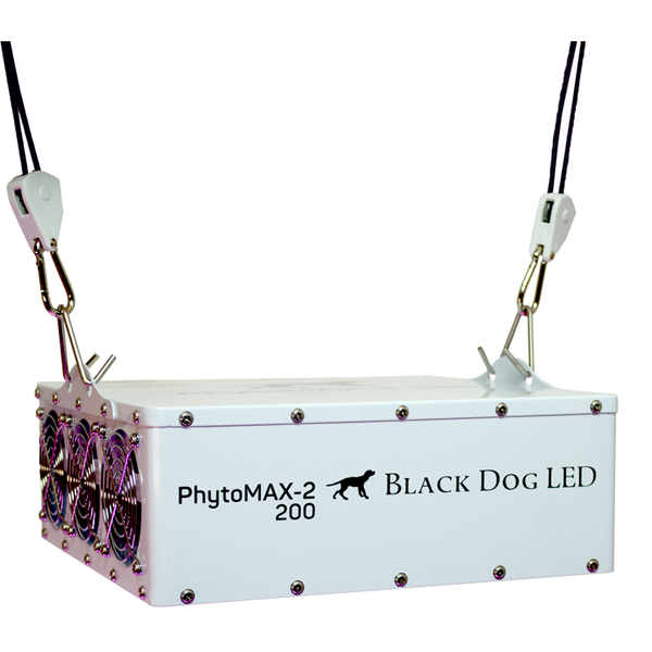 Black Dog PhytoMAX-2 200 Watt LED Grow Light Fixture