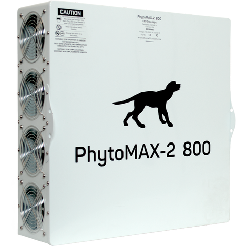 Black Dog PhytoMAX-2 800 Watt LED Grow Light Fixture