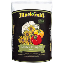 Black Gold® Garden Compost, cu ft
