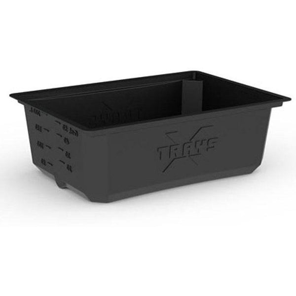 Black X-Trays Hydroponic Reservoir, 50 gal