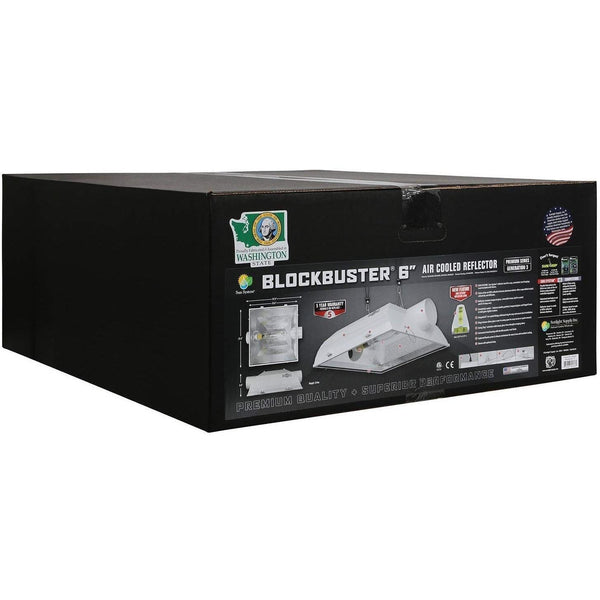 "BlockBuster® 6"" Air-Cooled Gen3 HID Reflector"