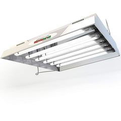 Bloomerang Fluorescent PL55 Grow Light 6 Lamp Fixture with 2' lamps included