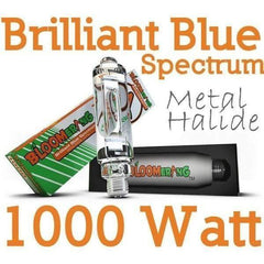 Bloomerang® 1000W MH, Brilliant Blue, Grow Lamp