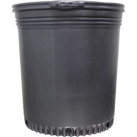 Blow Molded Nursery Pot 15 Gal Containers | Round Shape
