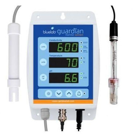 Bluelab® Guardian Monitor Connect Meters | Nutrient & Ph Monitors