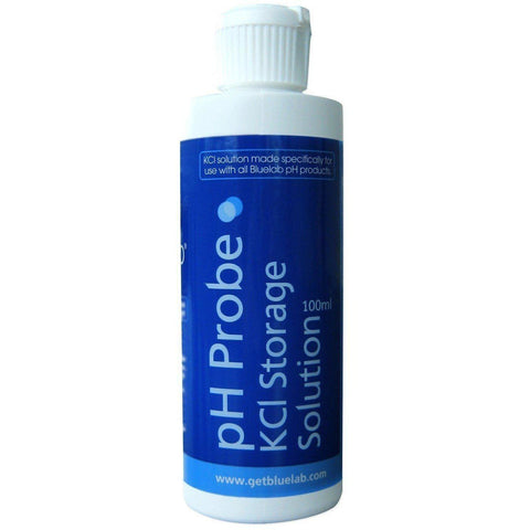 Bluelab® pH Probe KCl Storage Solution, 100 mL