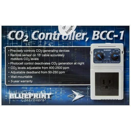 Blueprint Controllers® Co2 Controller Bcc-1 Controllers |