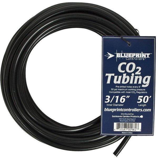 Blueprint Controllers® Co2 Tubing 3/16 50 | Accessories