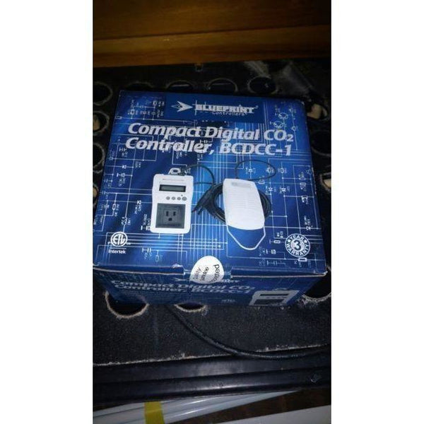Blueprint Controllers® Compact Digital Co2 Controller Bcdcc-1 Controllers |