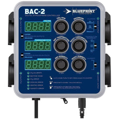 Blueprint Controllers® Digital Atmosphere Controller with Fuzzy Logic, BAC-2