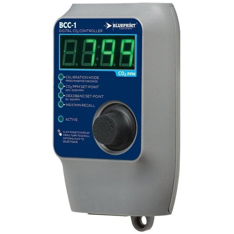 Blueprint Controllers® Digital CO2 Controller, BCC-1