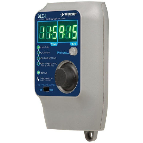 Blueprint Controllers® Digital Lighting Controller, BLC-1
