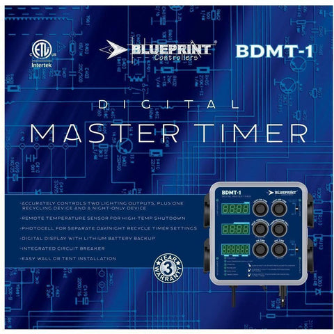 Timers lighting control garden supply guys discount blueprint controllers digital master timer bdmt 1 malvernweather Choice Image