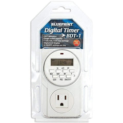 Blueprint Controllers® Digital Timer 120V, BDT-1