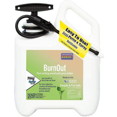 Bonide® BurnOut® Weed & Grass Killer RTU, 1.33 gal