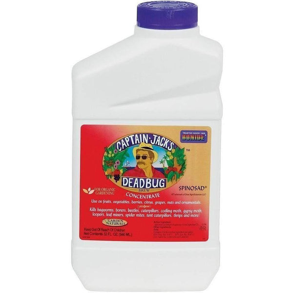 Bonide® Captain Jacks Deadbug Brew® Concentrate Qt Plant Pests | Insect Control