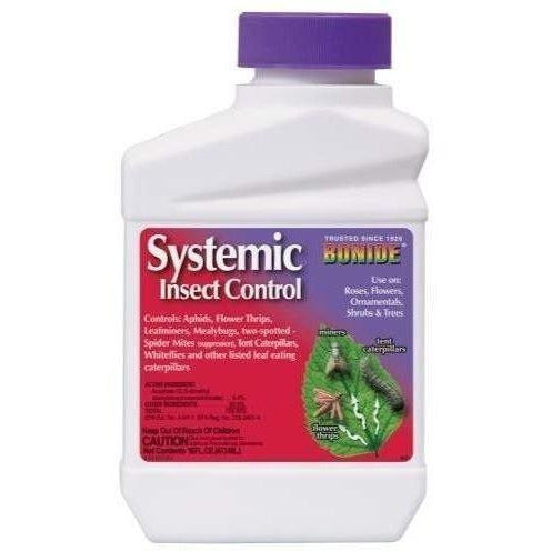 Bonide® Systemic Insect Control Concentrate Pt Plant Pests |