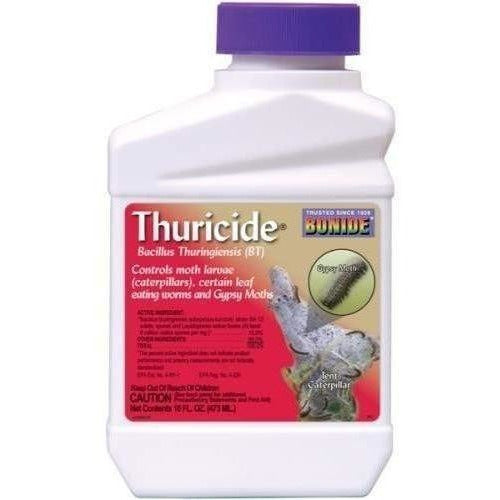 Bonide® Thuricide® (BT) Concentrate, pt