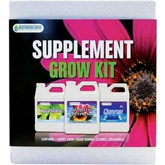 Botanicare Supplement Grow Kit