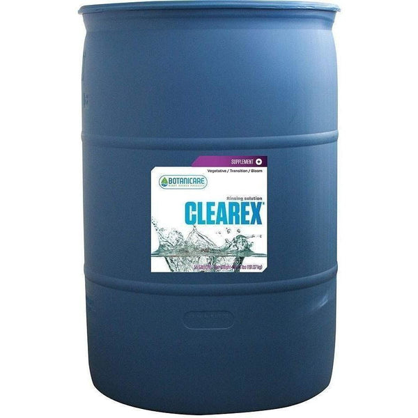 Botanicare® Clearex® 55 Gal | Special Order Only Hydroponics Cleaners & Treatments