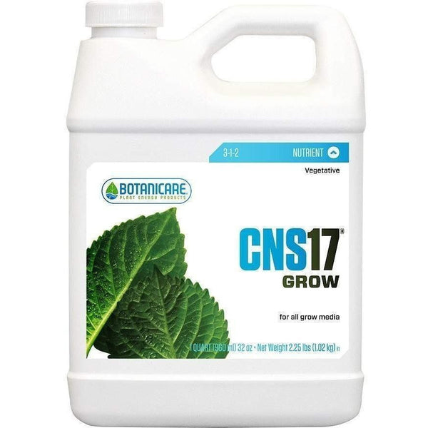 Botanicare® Cns17® Grow Qt Nutrients | Liquid