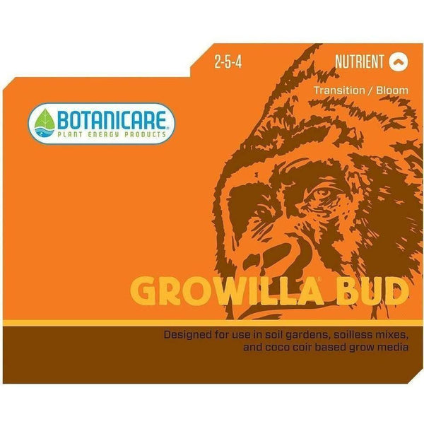 Botanicare® Growilla® Bud 1000 Lb | Special Order Only Nutrients Granular & Powder
