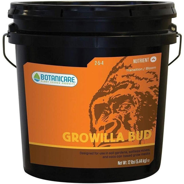 Botanicare® Growilla® Bud 12 Lb Nutrients | Granular & Powder