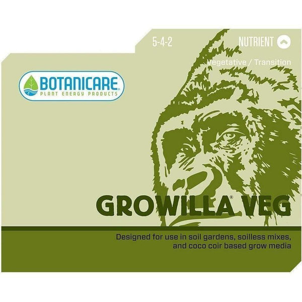 Botanicare® Growilla® Veg 2000 Lb | Special Order Only Nutrients Granular & Powder