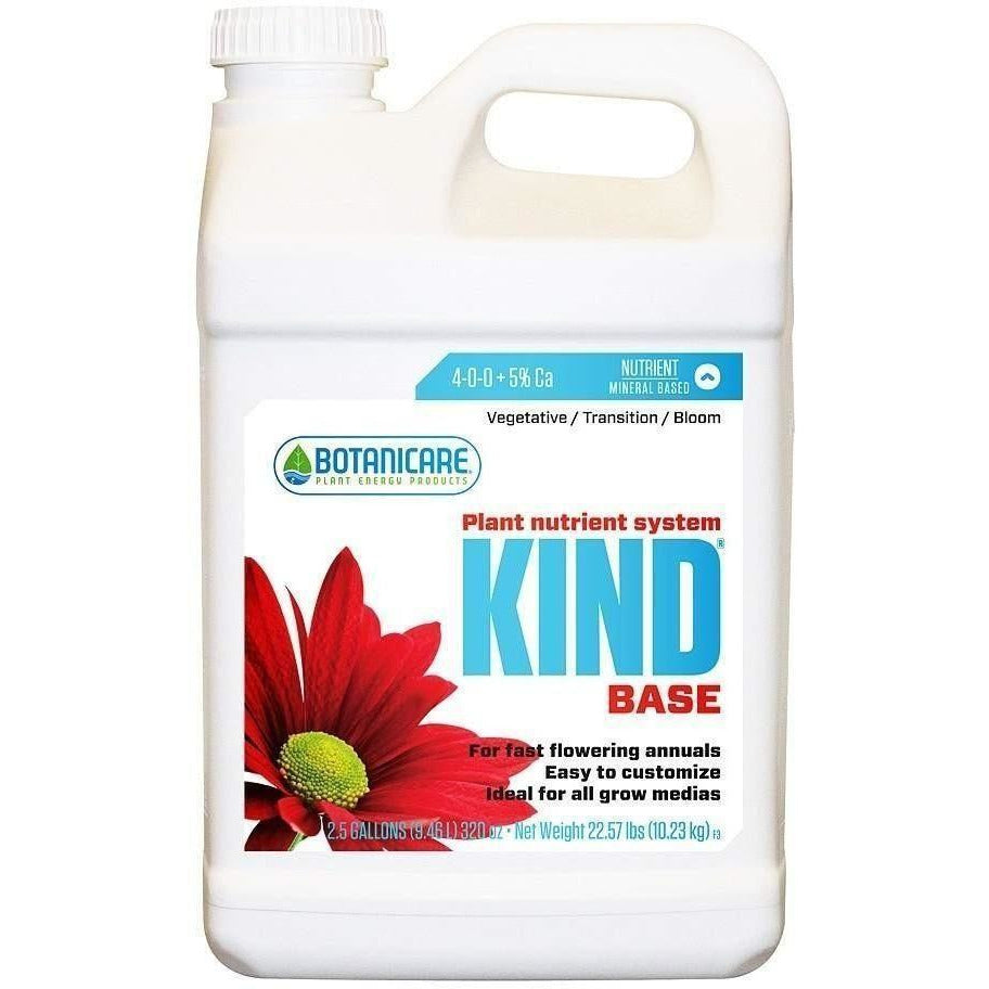 Botanicare® KIND® Base, 2.5 gal