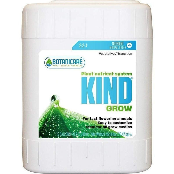 Botanicare® KIND® Grow, 5 gal