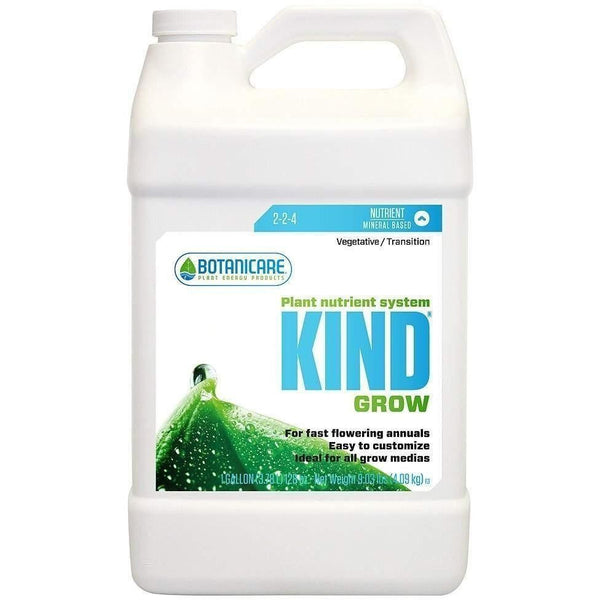 Botanicare® Kind® Grow Gal Nutrients | Liquid